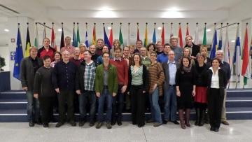Sitzung der BAG Energie in Brüssel am 07.11.2013