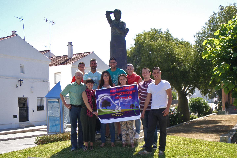 Eine Energiekampagne als Ausbildungsprojekt  in Südeuropa