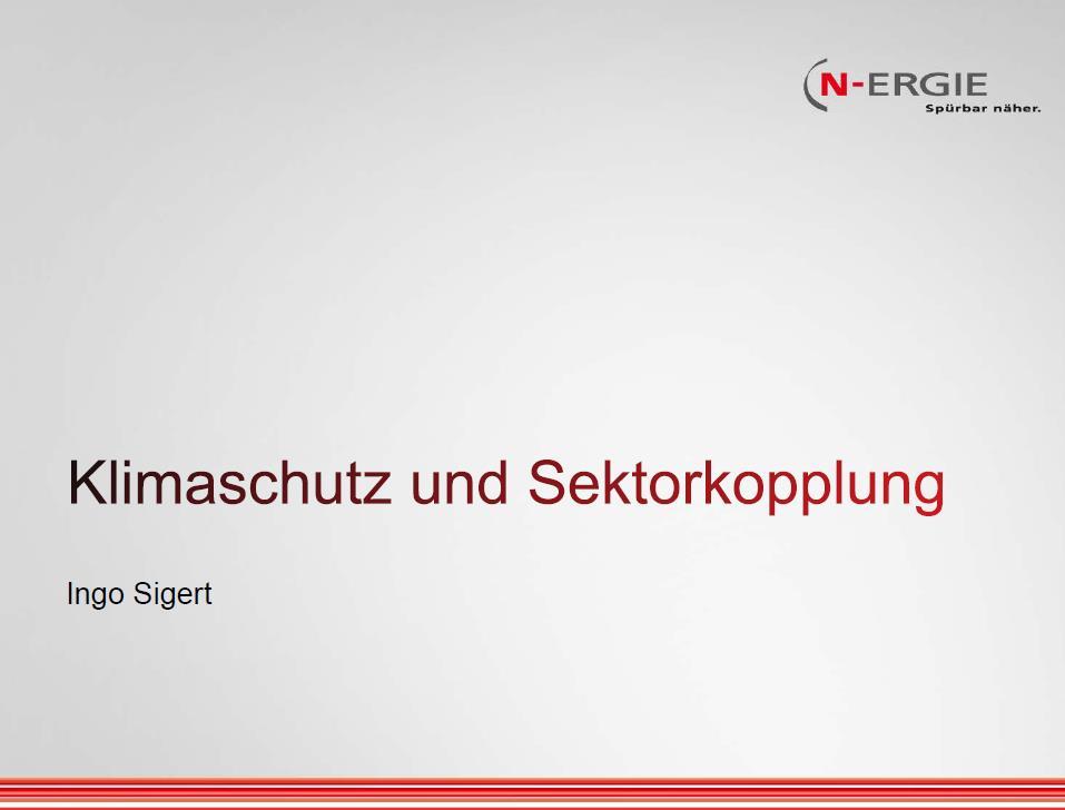 Link zum Vortrag von Ingo Sigert